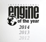 Ford vinnur International Engine of the Year